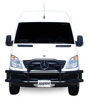 Tuff Guard for 2007 - 2013 Mercedes, Dodge and Freightliner Sprinter - **works with original factory bumper only