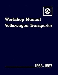 1963 - 1967 VW Bus (Type 2) Factory Repair Manual from Robert Bentley