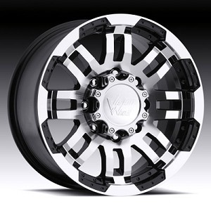 "Warrior 375 18"" x 7.5"" Alloy Wheel for 2014 - 2019 Dodge Ram ProMaster"