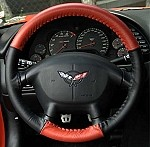 Wheelskins leather steering wheel covers - 2012 - 2018 Nissan NV *Free Shipping!