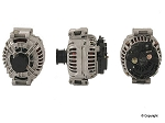 New 2001 - 2006 Sprinter Bosch 200 Amp Alternator for models with 2.7l 5 cyl. diesel engine