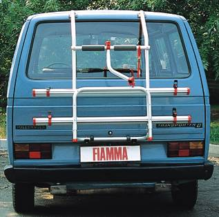 Fiamma Carry-Bike Hatch Mounted Bike Rack for 1980 - 1991 Vanagon