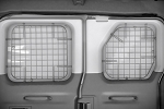 2014 - 2019 Ford Transit Low Roof Masterack Side Barn Doors Safety Screens