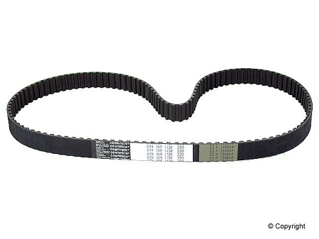 1992 - 1/95 EuroVan Timing Belt -  with AAF, ACU engine (124 tooth)