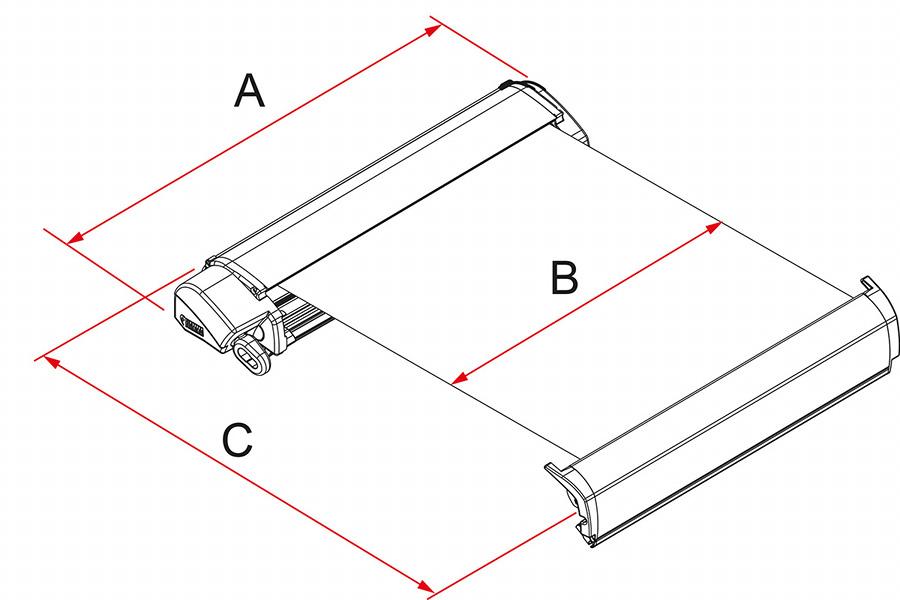 F80S dimensions
