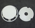 Flue Vent Cover & Disc Insert - fits 1995 - 2003 EuroVan Camper by Winnebago
