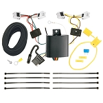 Flat 4 Wiring Tow Ready Kit for 2013 - 2019 Nissan NV 200