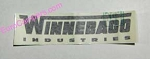 Winnebago logo decal for poptop - 1995 - 2003 EuroVan Camper by Winnebago