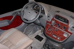 2003 - 2006 Sprinter 20 Piece Deluxe Dash Kit for models with 5 cylinder engine