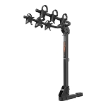 CURT 3 Bike Hitch-Mounted Bike Rack for 1.25