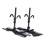 CURT 4 Bike Tray-Style Hitch-Mounted Bike Rack for 2