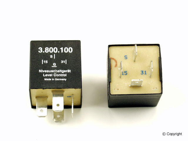 1982 - 1996 Engine Coolant Level Relay