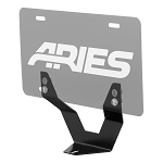 Aries License Plate Relocation Bracket for 3