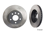 1997 - 2000 VW EuroVan 1 Front Brake Rotor 280mm OD OPparts brand (replace in pairs - order 2)