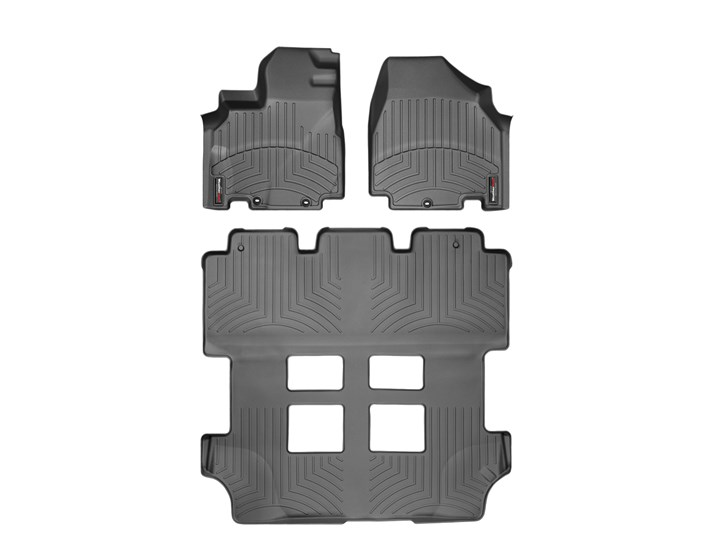 2015 - 2020 Mercedes Metris Passenger Van FloorLiner™ DigitalFit® - Laser Measured Sets
