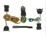 1995 - 2003 Ford E Series Van Flat 4 Wiring Plug and Play Kit from Curt Mfg. - *Free Shipping! - see description for correct fit