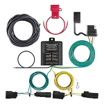 2015 - 2020 Ford Transit Flat 4 Wiring Plug and Play Kit from Curt Mfg. *Free Shipping!