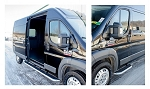 2014 - 2020 Ram ProMaster MegaStep® Stainless Step set - one 36