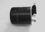 mid 2012 - 2018 6 cylinder Sprinter Fuel Filter - Mann brand for BlueTEC diesel engine only (with 5 pin sensor connector)
