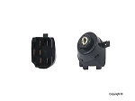 1992 - 2003 EuroVan Ignition Switch - OE supplier - AAF, ACU, AES, AXK engines
