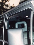1980 - 1991 Vanagon Wind & Rain Deflector Set - Free Shipping!