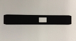 VW EuroVan Shifter Plastic Strip - black fits 1992 - 2003