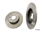 1997 - 2000 VW EuroVan 1 Rear Brake Rotor 280mm OD ATE, Pagid or Brembo brand (replace in pairs - order 2)