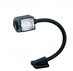 Hella 7 inch Flexible Map Light - Fixed Mount