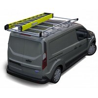 AluRack & ErgoRack for Ford Transit Connect by Prime Design