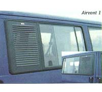 EuroVan Window Security Screens