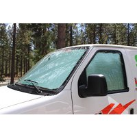 Chevy Express & GMC Savana Van Window Insulation Sets