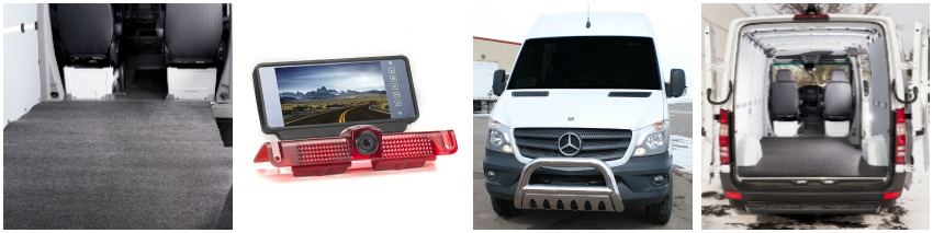 Great New Products For Your Van!