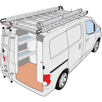 Nissan NV 200 & City Express Van Equipment