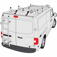 Nissan NV Van Equipment
