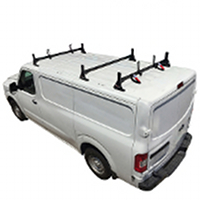 Nissan NV Aluminum and Steel Roof Rack Systems