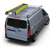 Metris Aluminum and Steel Roof Racks