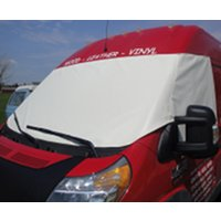 ProMaster Cab Window Covers