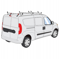 ProMaster City J Series Roof Rack Systems