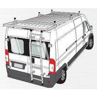 ProMaster Aluminum and Steel Roof Racks