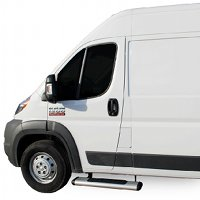 Cab Steps, Rear Steps & Running Boards for ProMaster