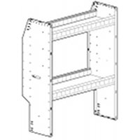 Ford Transit Shelving Systems