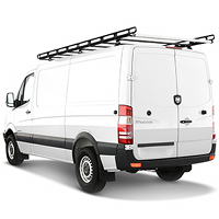 Sprinter Aluminum and Steel Roof Racks