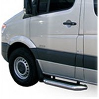 Sprinter Cab Steps, Rear Steps & Running Boards