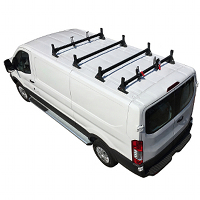 Ford Transit Aluminum and Steel Roof Rack Systems
