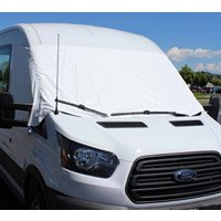 Ford Transit Cab Window Covers