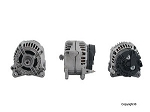 1997 - 2003 EuroVan Camper 150amp Remanufactured Alternator without pulley - Bosch *core charge with 2 terminals on back and D shaped connector