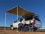 ARB Touring Awning with LED Lights -  6.5ft X 8.2ft.