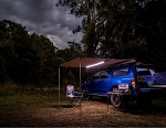 ARB Touring Awning with LED Lights -  8.2ft X 8.2ft.