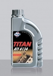 2001 - 2015 Sprinter Fuchs Titan ATF 4134 MB Automatic Transmission Fluid MB spec. 236.14 - 4 liter jug - For 5cyl and 6cyl engines only. Ships only by Fedex Home Delivery or UPS Ground or Standard