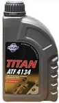 2001 - 2018 Sprinter Fuchs Titan ATF 4134 MB Automatic Transmission Fluid MB spec. 236.14 - 1 liter bottle. Only for 5 cyl and 6 cyl engine models.  - Ships only by Fedex Home Delivery or UPS Ground or Standard